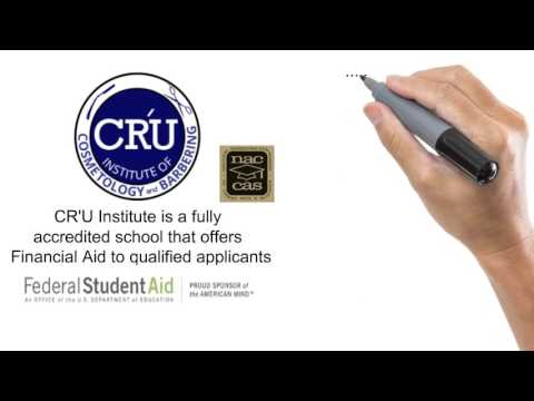 About CR'U Institute of Cosmetology and Barbering