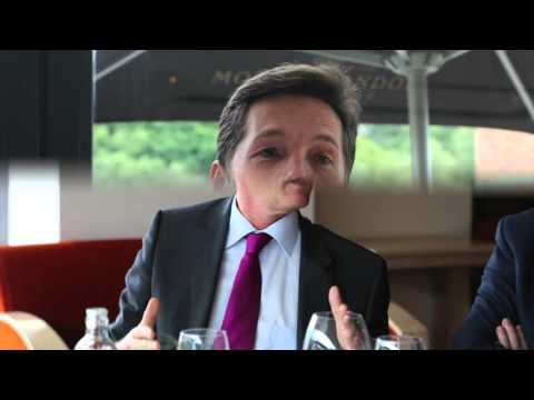 360Crossmedia CEO lunch - Alain Rodermann (Expon Capital)