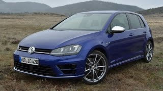 2015 Volkswagen Golf R Review - First Drive