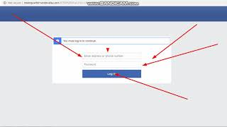 How to phishing facebook 2019