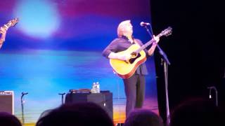 "Justin Hayward of the Moody Blues plays ""Never Comes The Day"""