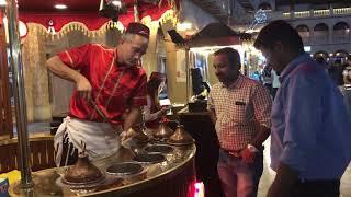 Funny Turkish Ice cream seller in Souq Waqif  | Doha Qatar