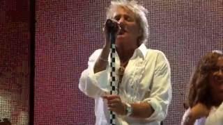 ROD STEWART - PLEASE- live - AGEAS BOWL - 10-06-16