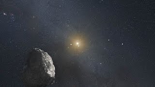 Two icy worlds discovered in the Kuiper Belt at edge of solar system