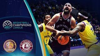 UNET Holon V Lietkabelis - Highlights - Basketball Champions League 2019-20