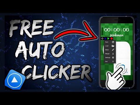 Auto click android khong root 10