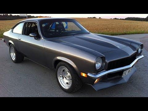 1971 Chevrolet Vega LS1 Restomod Project