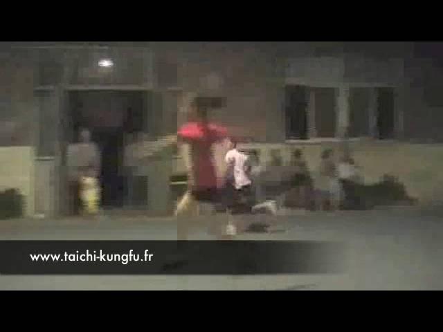 Entrainement Kungfu Wushu - Enfants de Luoyang (2)