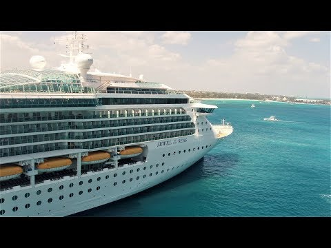 Jewel Of The Seas Cruise Ship 4K