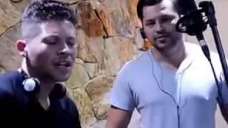 Jorge e Mateus - Nocaute (Áudio Cover) - Vinnie & Vall