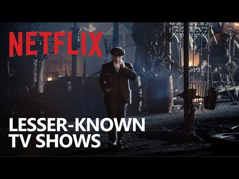 10 LesserKnown Netflix TV s You Should Watch!