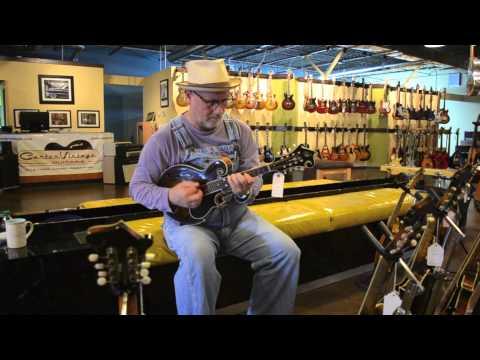 Carter Vintage Guitars - Mike Compton - Paul Duff H-5 Mandola