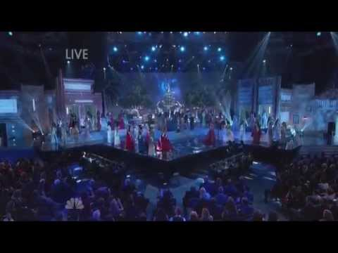 Miss Universe 2014/2015 - Evening Gown Competition (Featuring Nick Jonas)