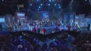 Miss Universe 2015 - Evening Gown Competition (Featuring Nick Jonas)