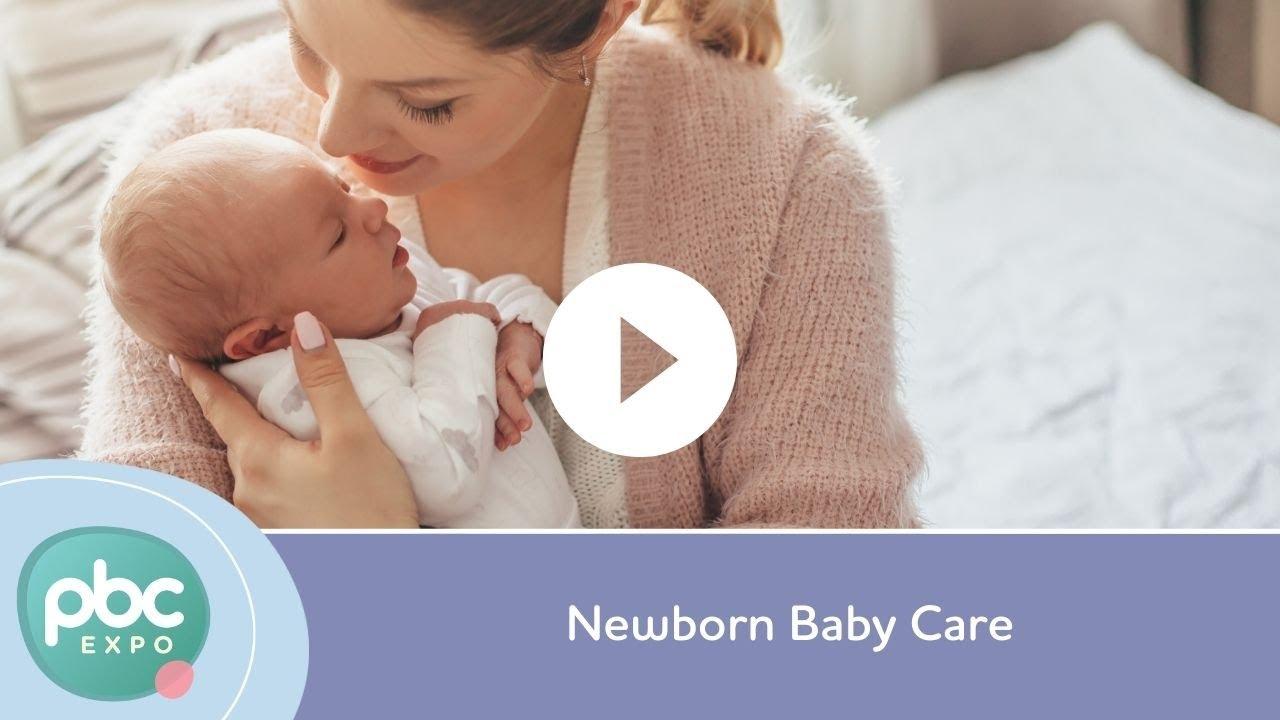 ca2d39fbaa85 Newborn Baby Care - YouTube