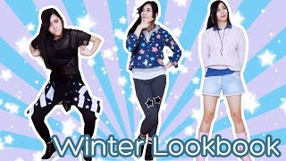 Stars in my Eyes - Annchirisu Style [Winter Lookbook 2014]
