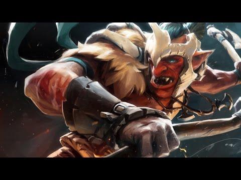 видео: troll warlord гайд dota 2