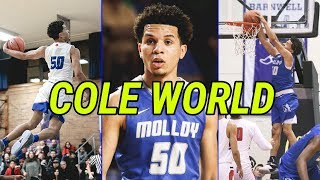 "Cole Anthony Official Junior Year MIXTAPE! ""THIS IS MY CITY"" 🚀"