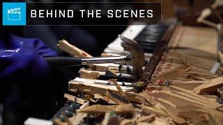 Making Halo Infinite | Audio Field Recordings  Piano Pounding