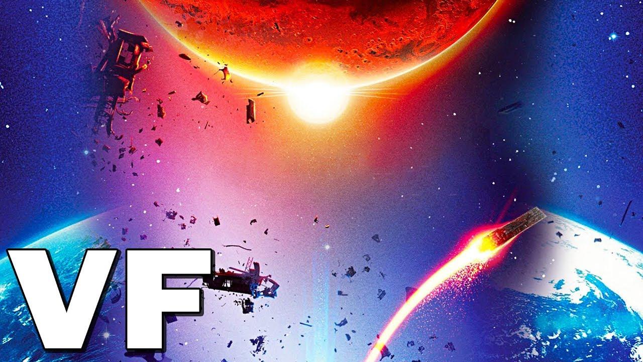 Film ANIARA L'ODYSSÉE STELLAIRE Bande Annonce VF (2020) Science-Fiction