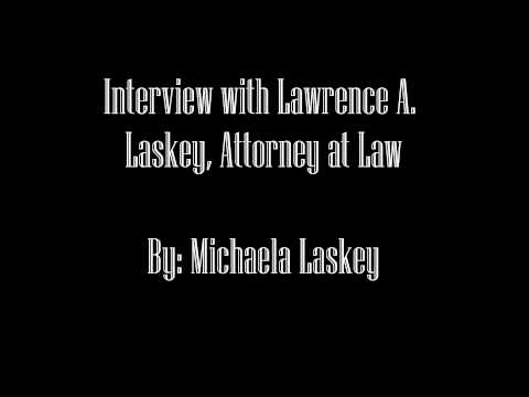 History Fair 2013- Michaela Laskey- Haymarket Affair- Interview