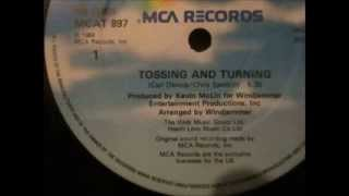 "Windjammer  - Tossing & Turning. 1984 (12"" Soul Classic)"