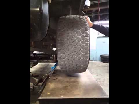 Hummer H2 Front end noises exposed!