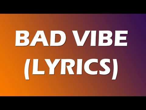 Quando Rondo – Bad Vibe (Lyrics) (feat. A Boogie Wit da Hoodie & 2 Chainz)
