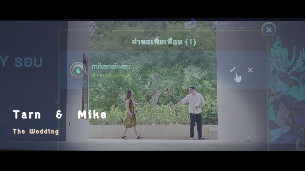 Wedding Shortfilm K Tarn+Mike