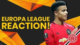 Manchester United Draw LASK In Europa League | Reaction