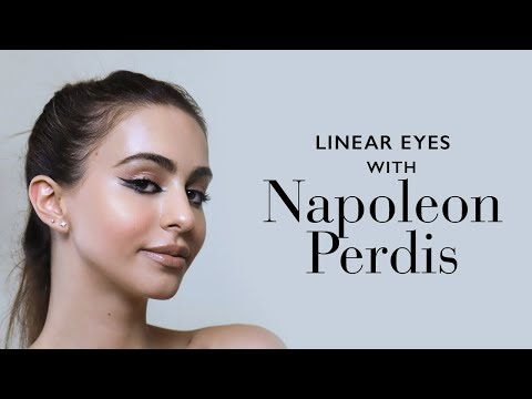 Get the Look: Linear Eyes with Napoleon Perdis