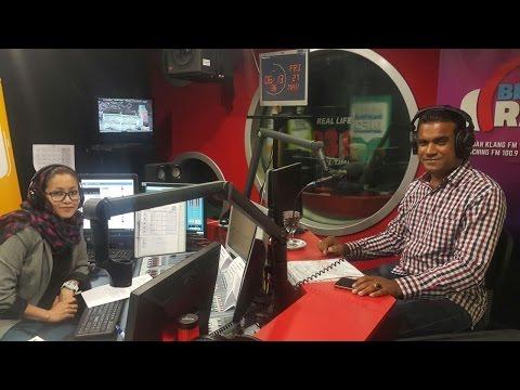 Realiti peniaga Bazar Ramadan LIVE : Program Dalam Radar Bernama Radio 93.9FM