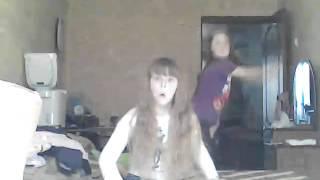 Пародия на клип Потап и Настя