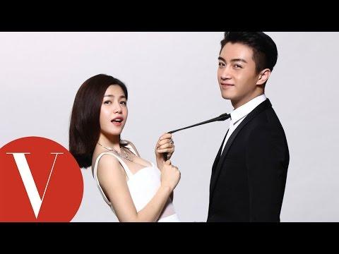 陳妍希 & 陳曉甜蜜還原巴黎求婚的浪漫時刻