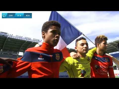 Gothia B15 finale: CO Vincennes - AC Ajaccio [0-1] Gamla Ullevi 22.07.2017