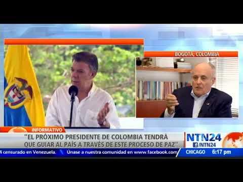 Gobierno de Venezuela tiene todos los principios equivocados del socialismo: Rudolph Giuliani