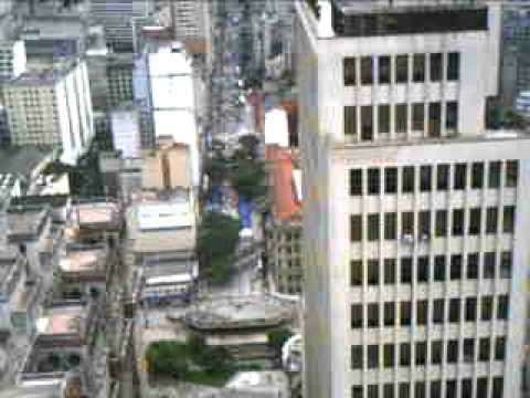 São Paulo-Prédio do Banespa