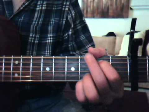 How To Play 'No Tears' By James Blunt On The Guitar