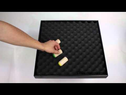 Skrapy Shaker Green - 1+ video