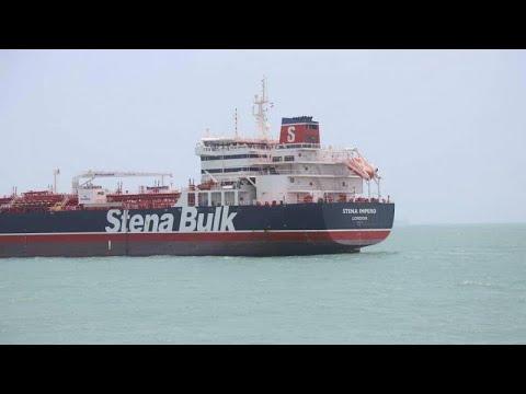Aumenta a tensão entre Londres e Teerão