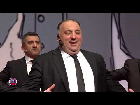 """""""TV-yə Giriş Qadağandır"""" adlı  solo konsert. Tam versiya."""
