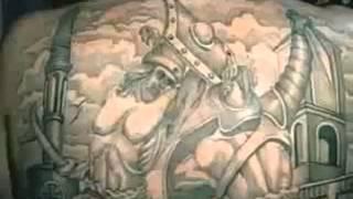 Татуировки самых опасных воров России