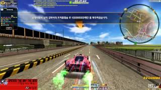 [레이시티] 엔쵸 페라리 차강화13단 속도 테스트 Raycity Enzo Ferrari 2013 05-13