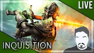 10/10 BEST GAME & ENDING EVER! - Dragon Age: Inquisition [Slooty Elf Archer] LIVE Play 13/END (PC)