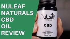 Nuleaf Naturals CBD Oil: Nuleaf Salmon Egg Toast (Cooking with CBD)