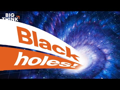 The mind-blowing science of black holes