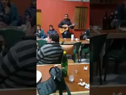 El mejor imitador de Horacio guarani
