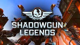Shadowgun Legends - Обзор игры на андроид - Скачать?
