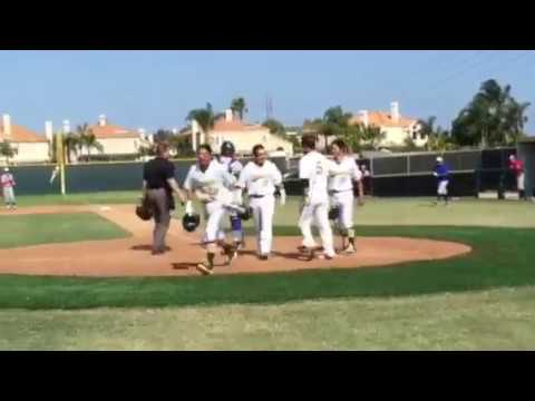 Jake Scott Hits 3 Run HR vs Los Al 5-12-15