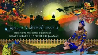 Official Video - Chaupai Sahib - Jasleen Kaur - Jaskirat Singh - Shabad -  Dharam Seva Records screenshot 1